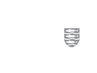 Aabenraa Hvid Logo