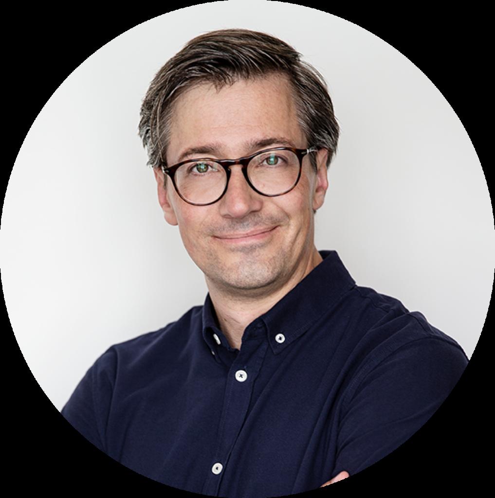 Mads Svaneklink rådgiver i Analog