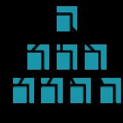 Ikon for projektledelses kursus